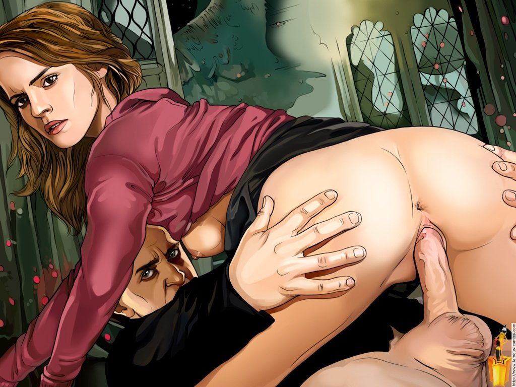 harry-potter-porn-drawings