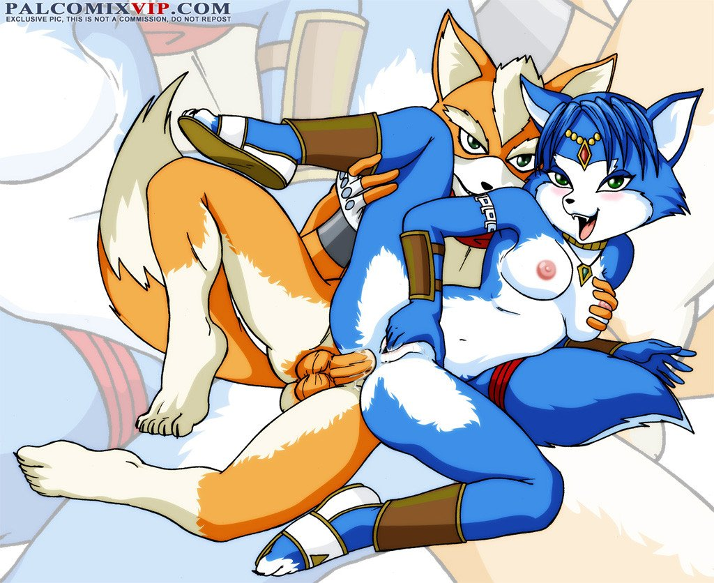 Can look Star fox krystal xxx naked