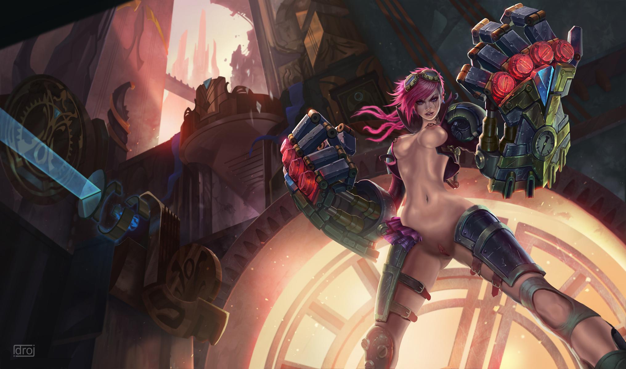 View League of legends (Nude splash arts) Hentai Online ...
