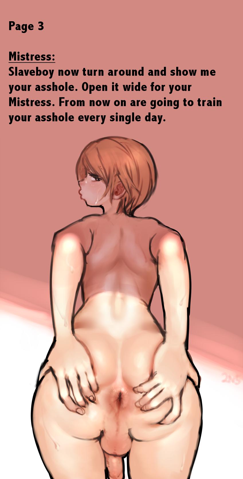 Hentai Slave