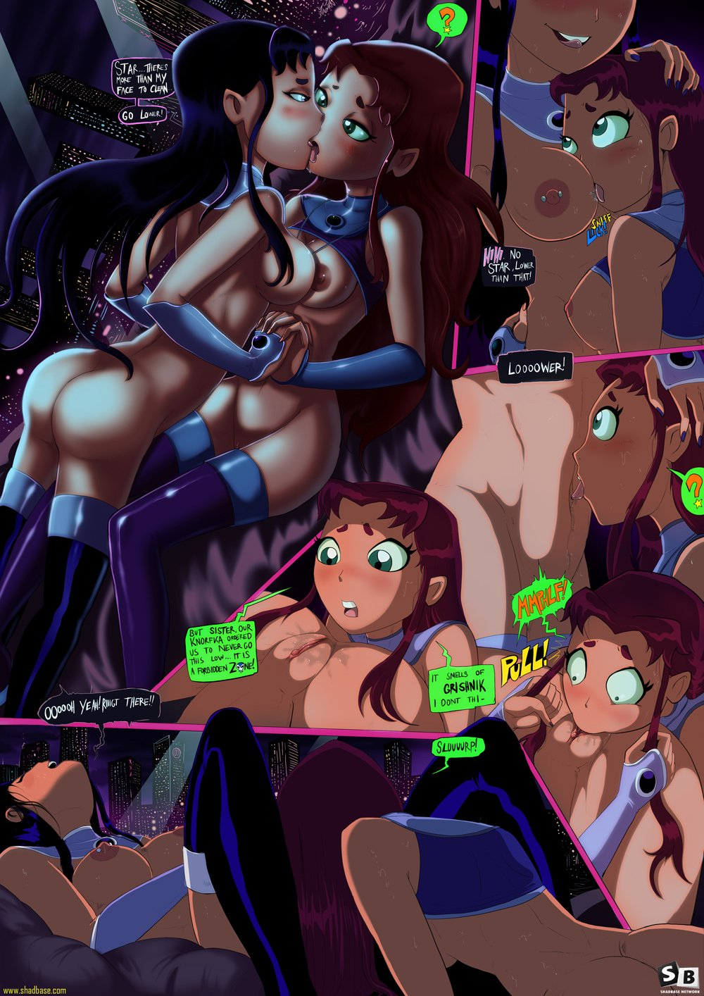 Teen Hentai Comic