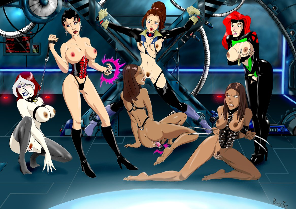 X-men hentai gallery free