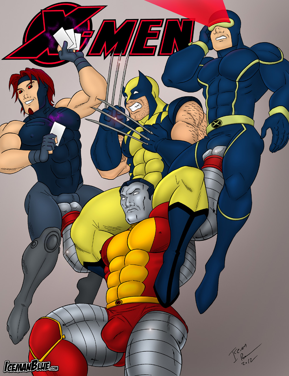 Superheroes gay de marvel