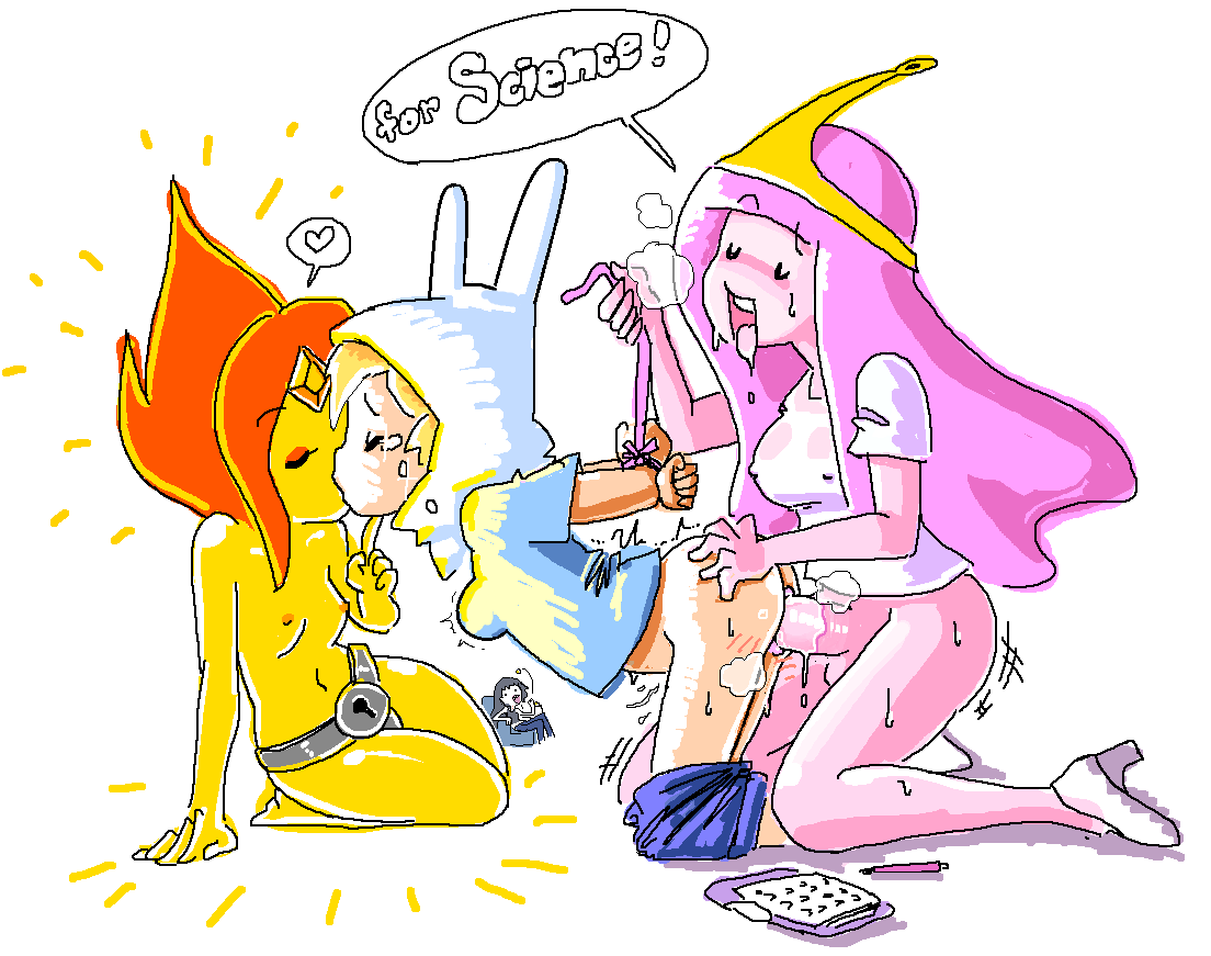 finn and princess bubblegum having sex