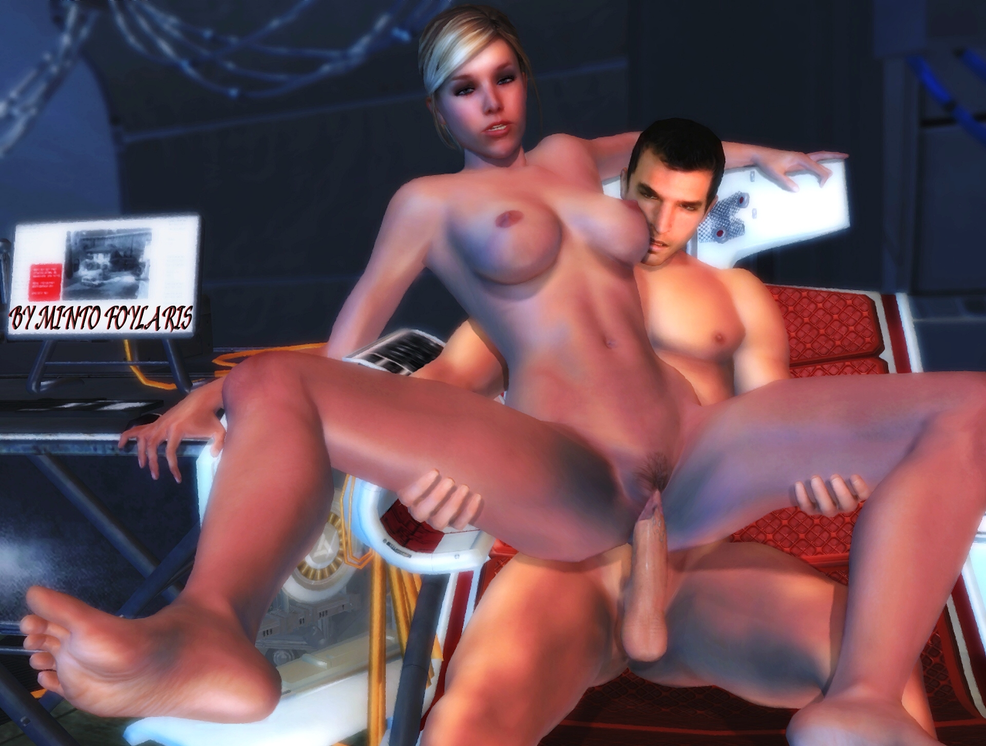 Rogue assassin sex scene erotica video