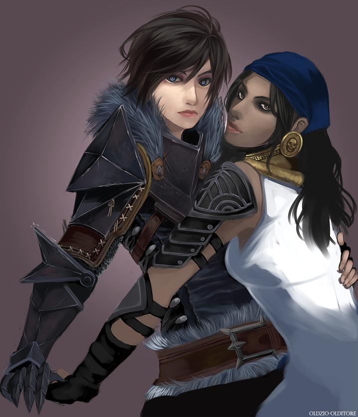Dragon Age II : Isabela