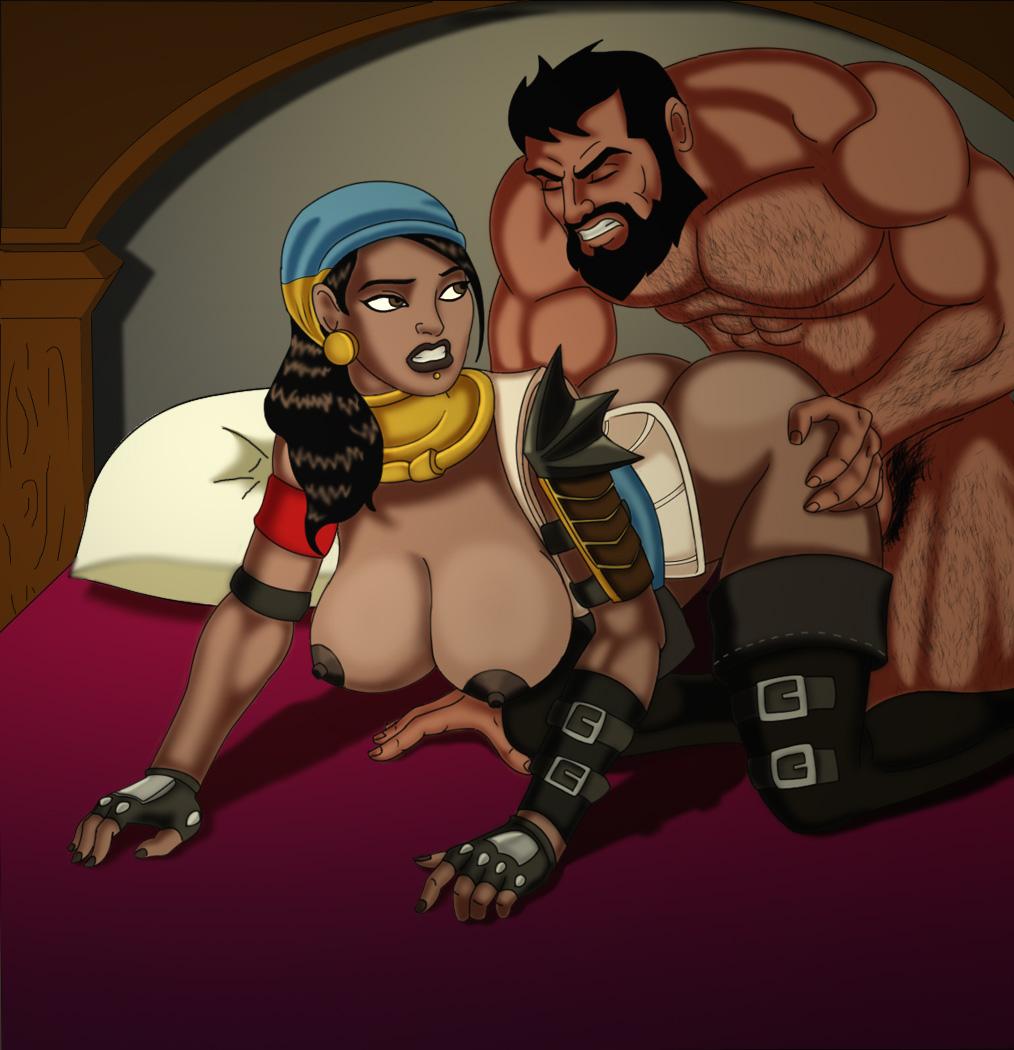 Драгон Эйдж 2 Порно