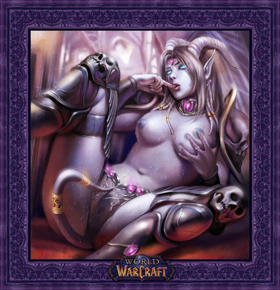 Sexy draenei nackt exposed pictures