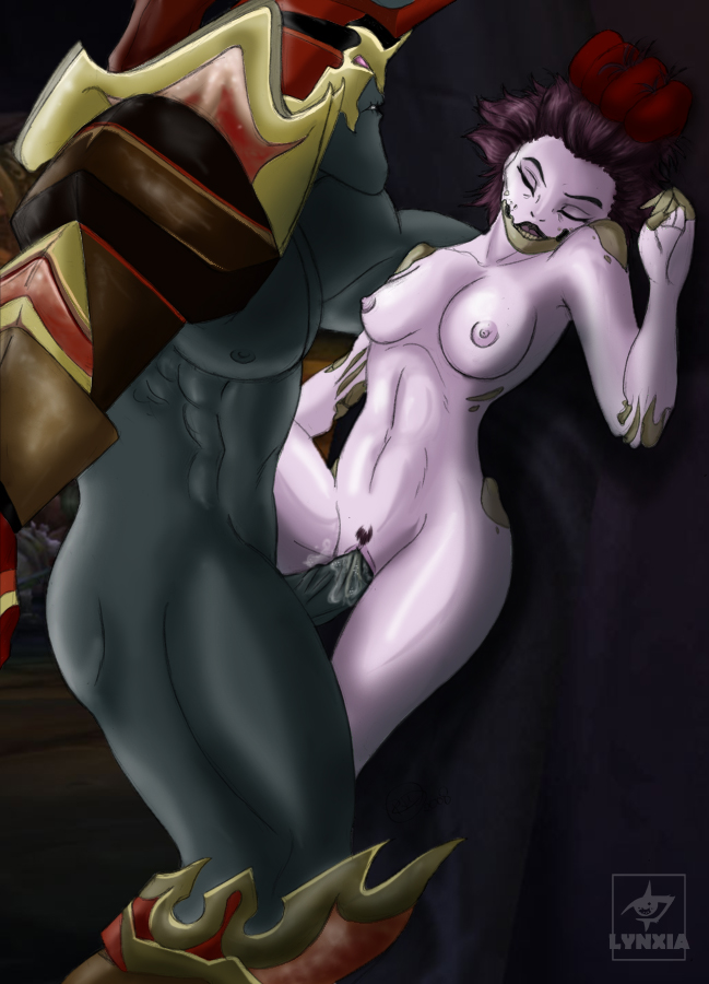 Erotic Fantasy Pictures Wow Undead Hentai Online Porn Manga And Doujinshi