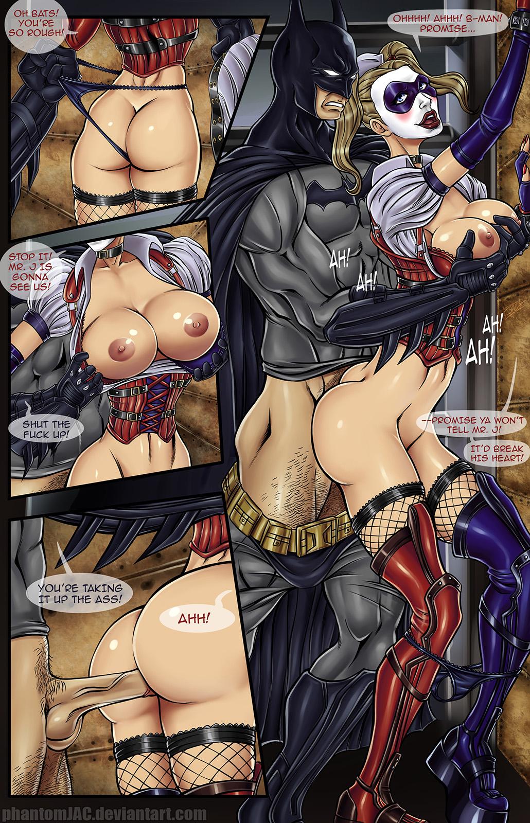 batman anal porn