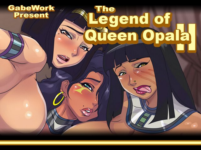 legend of queen opala porno