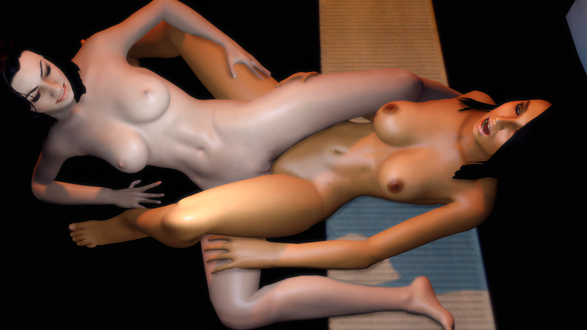 Mass effect 2 miranda sex naked fucked pictures