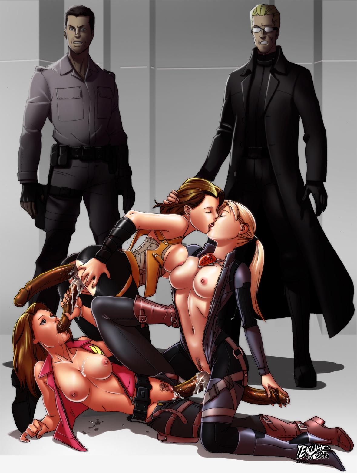 Alice Resident Evil Porn
