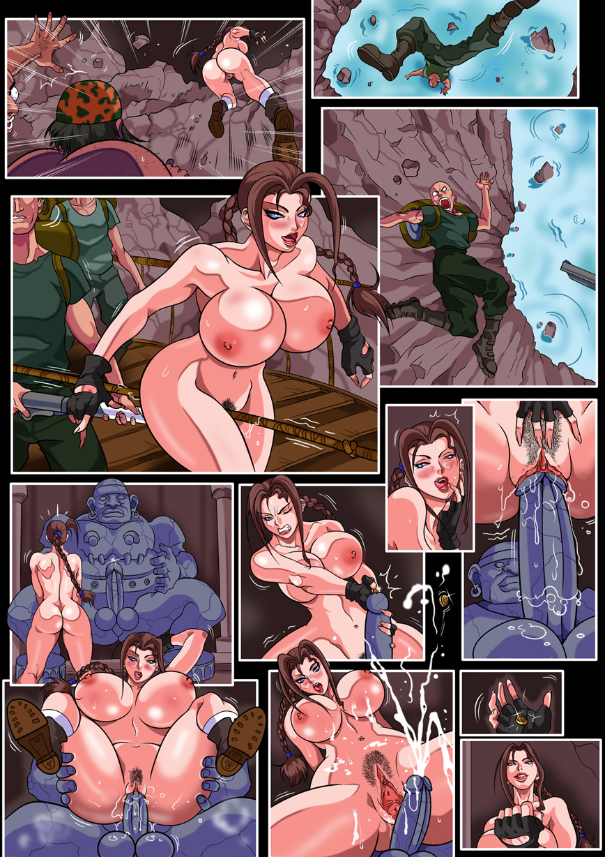 Porn pics of hentai tomb rider the  nude gallery