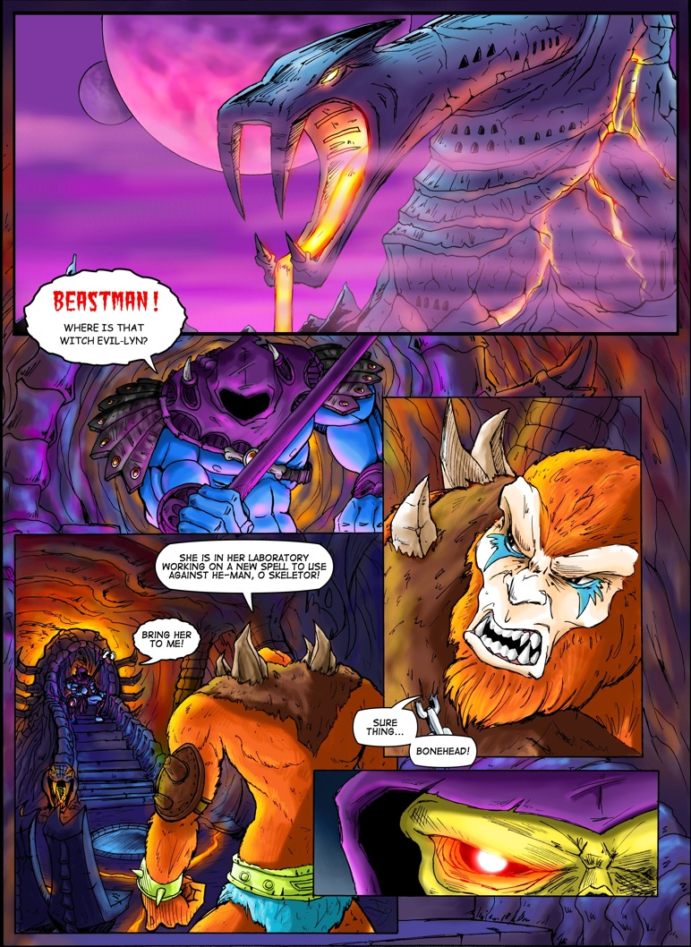Sexual Energy (He-Man and the Masters of the Universe)