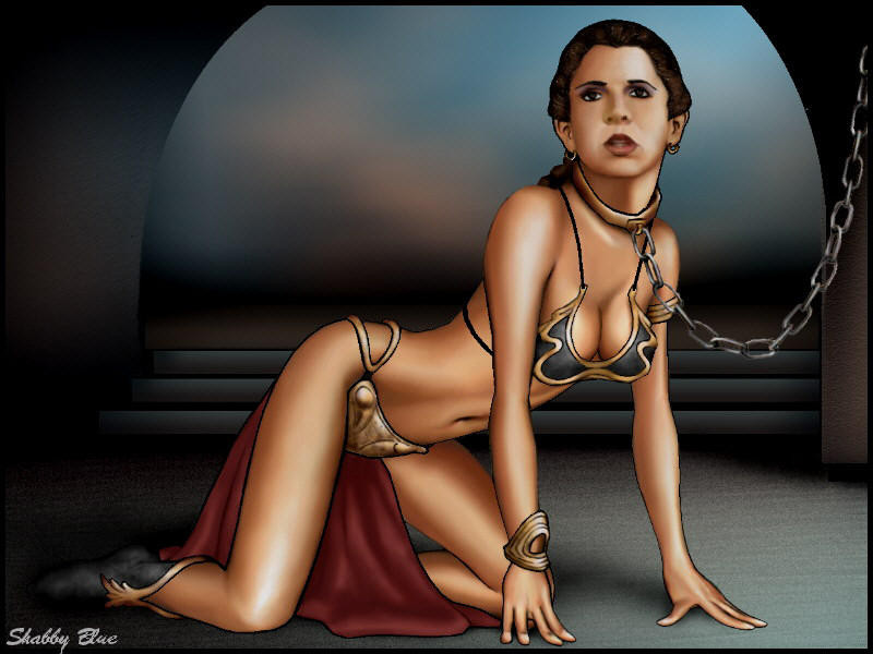Princess leia xxx