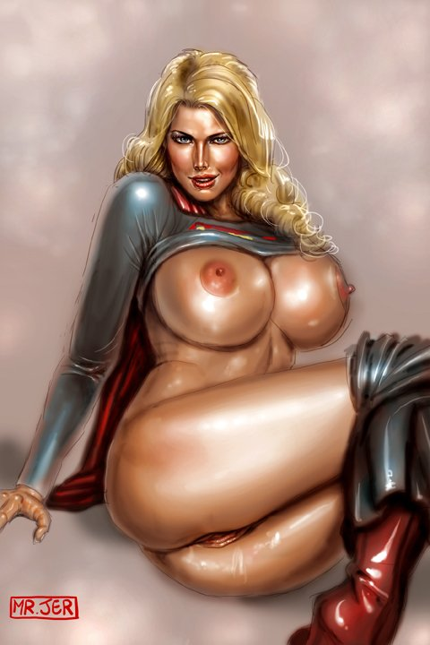 Action sexy supergirl nude big tits title
