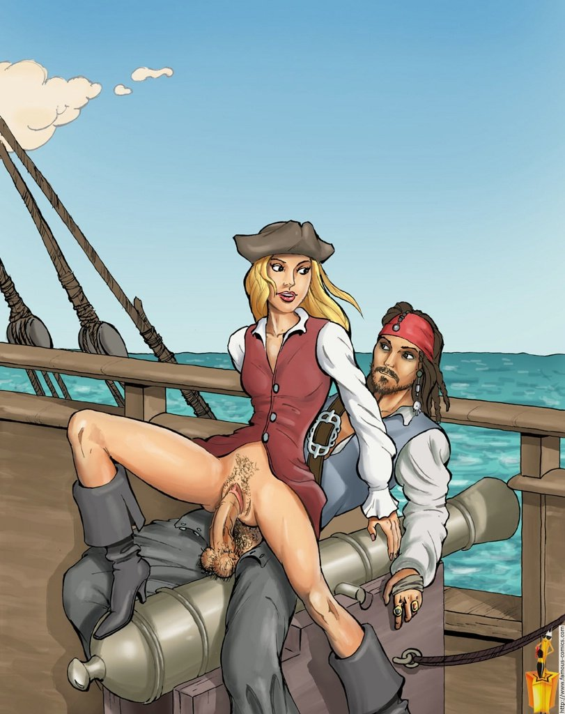 Private pirate porn