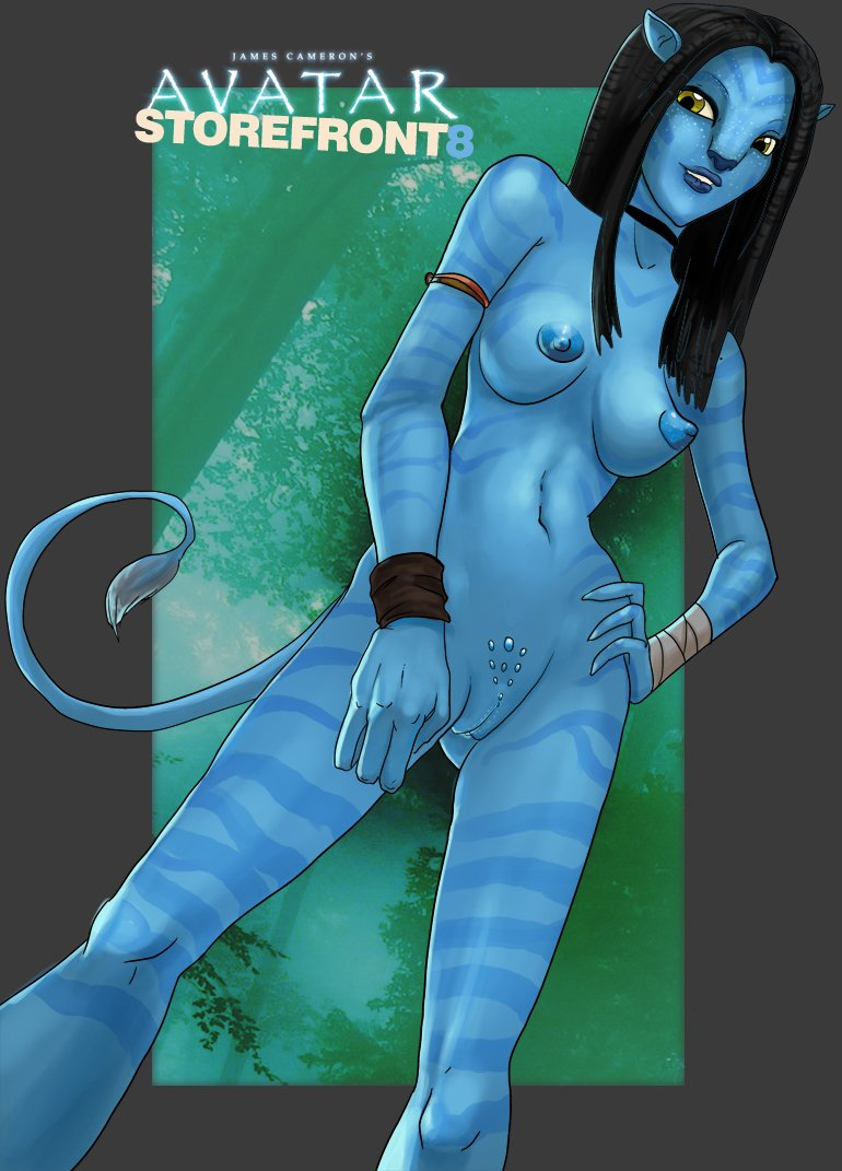 Avatar (Blue Cat People)