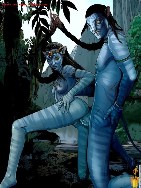 Avatar movie hentai