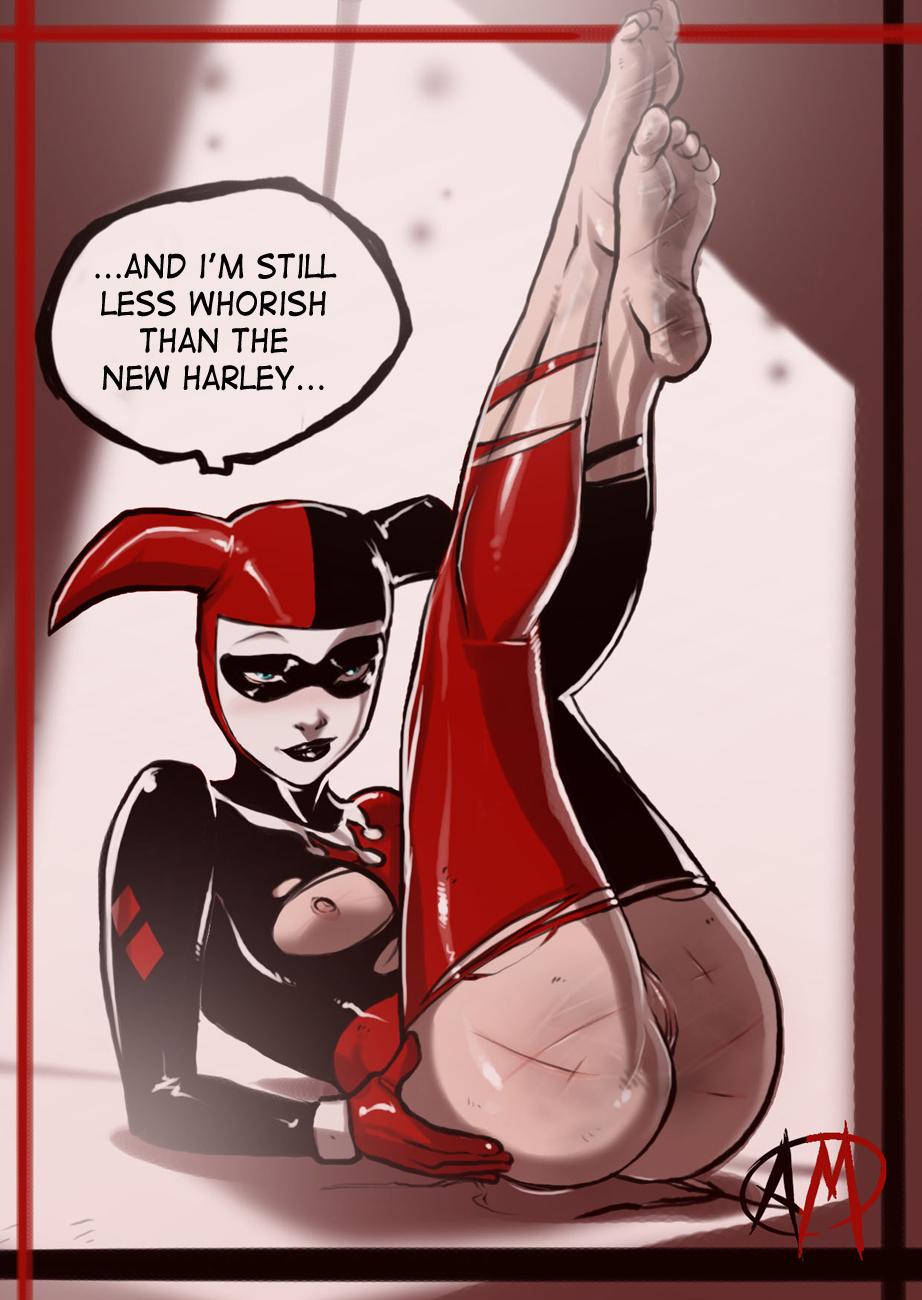 Harley Quinn Porn
