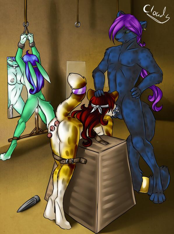 furry sex slave