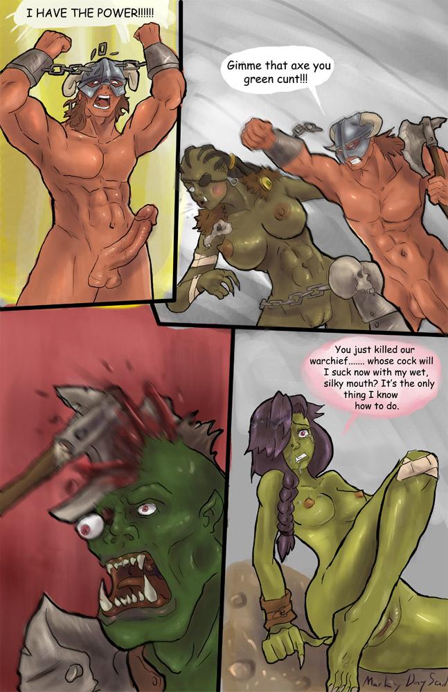 Секс комиксы скайрим 32653 фотография