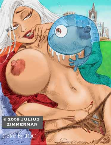 Monsters Vs Aliens Hentai Online Porn Manga And Doujinshi