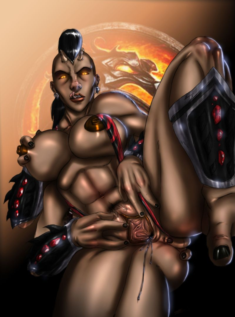 Mortal Kombat - Sheeva Hentai Online porn manga and Doujinshi