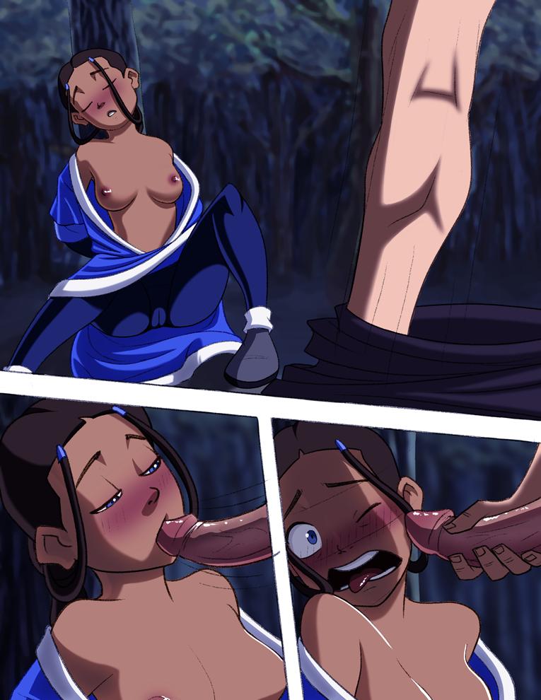 Порно игра аватар и катара скачать