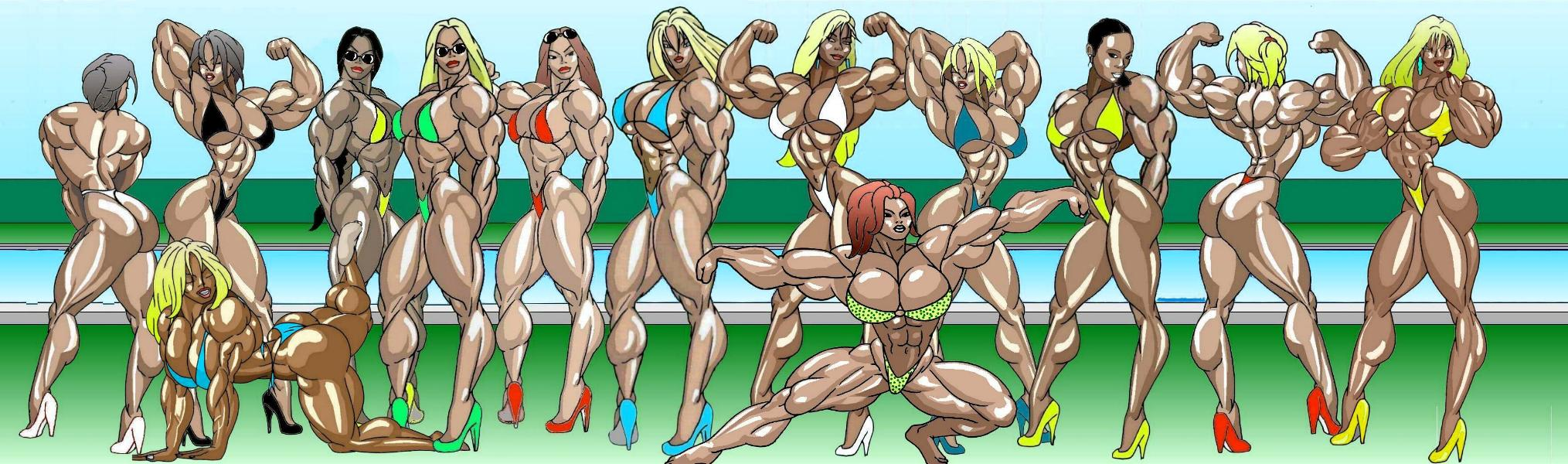 Секс мускулы онлайн, в анус пизду над качеством