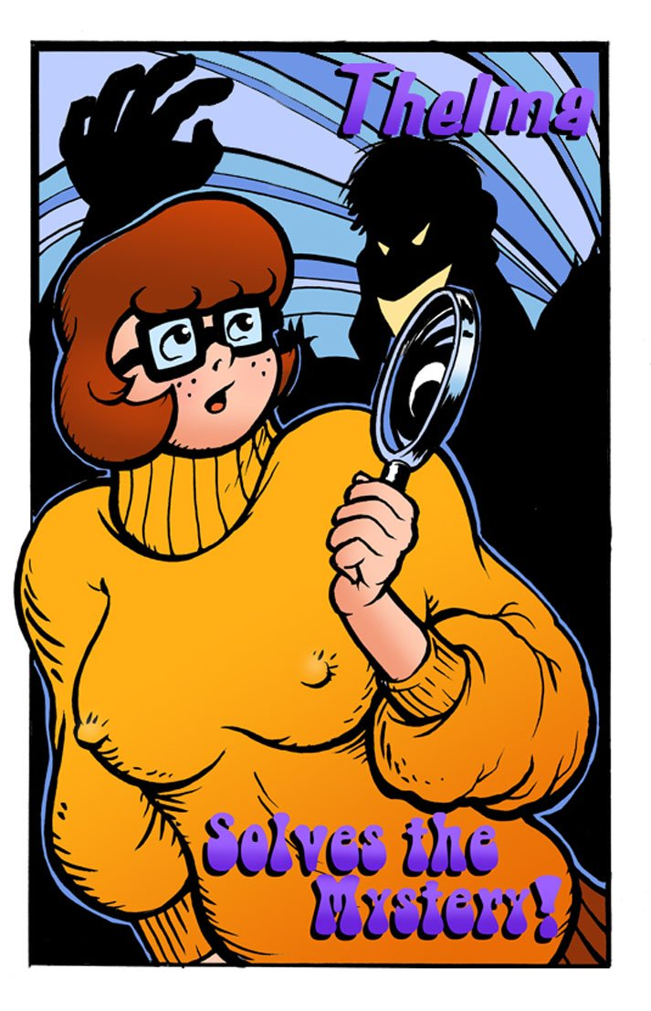 [M.J. Bivouac] Thelma – Solves the Mystery! (Scooby-Doo) [Colored]