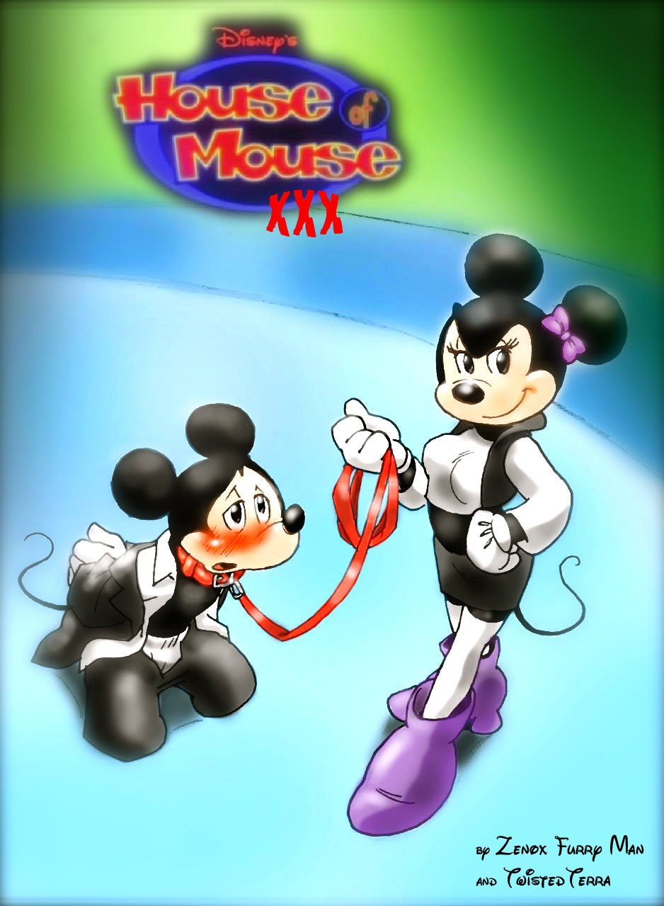 [Zenox Furry Man, Twisted Terra] House of Mouse XXX (Mickey Mouse)