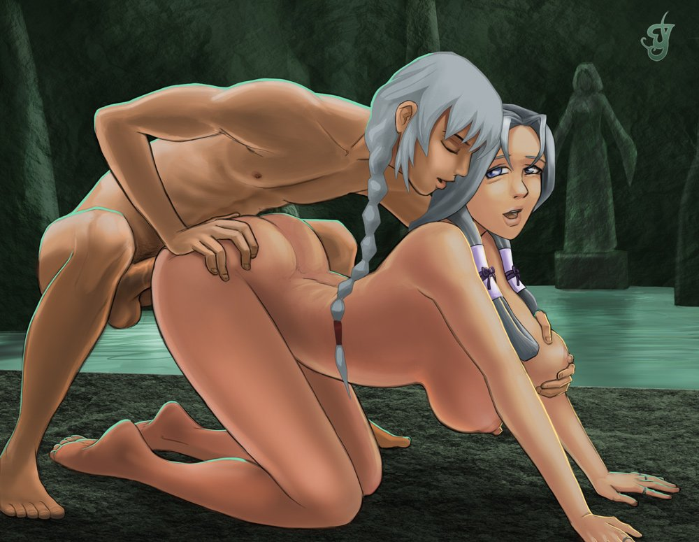 Suikoden porn, hot and sexy girl are fuking