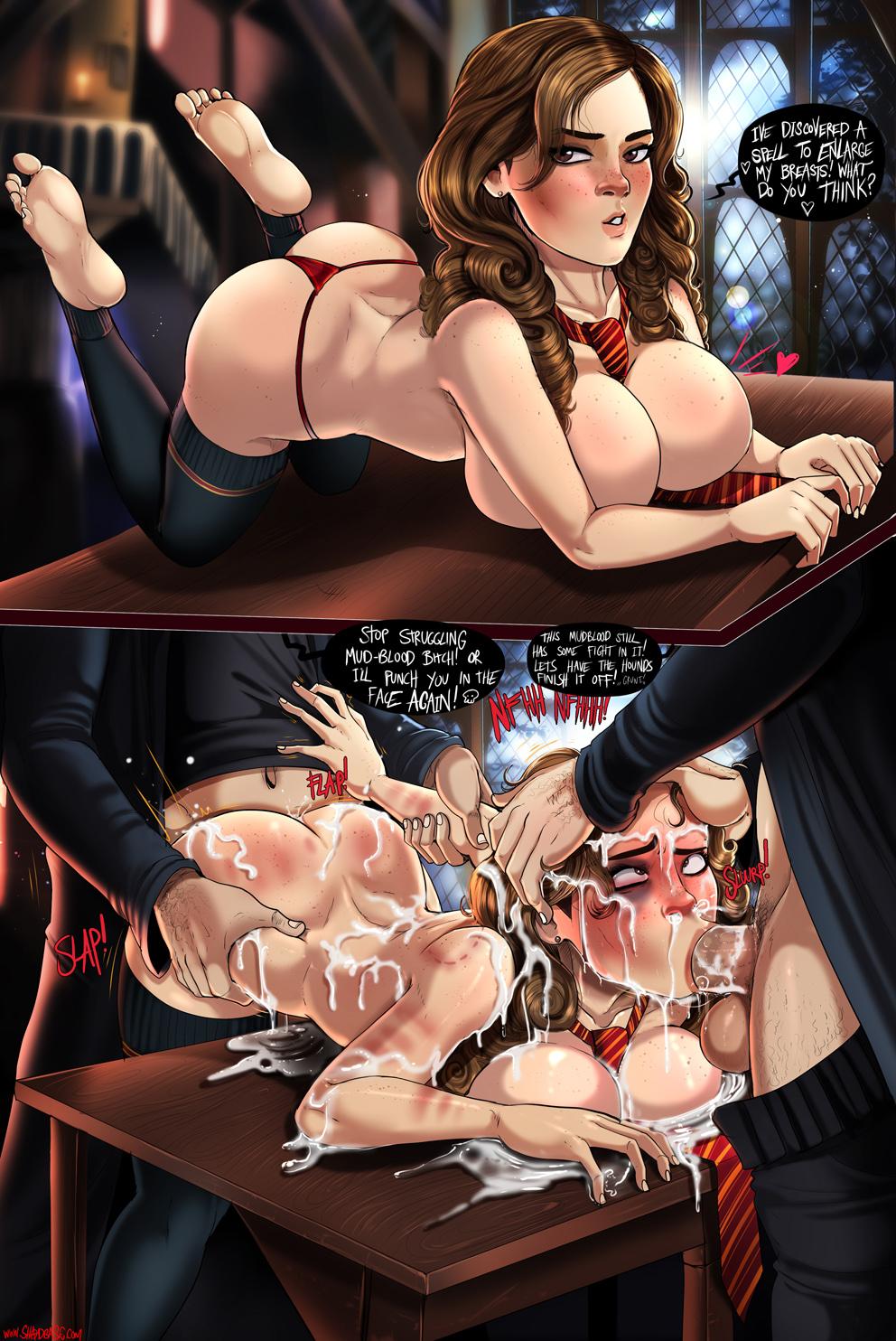Секс Рассказы Гермиона