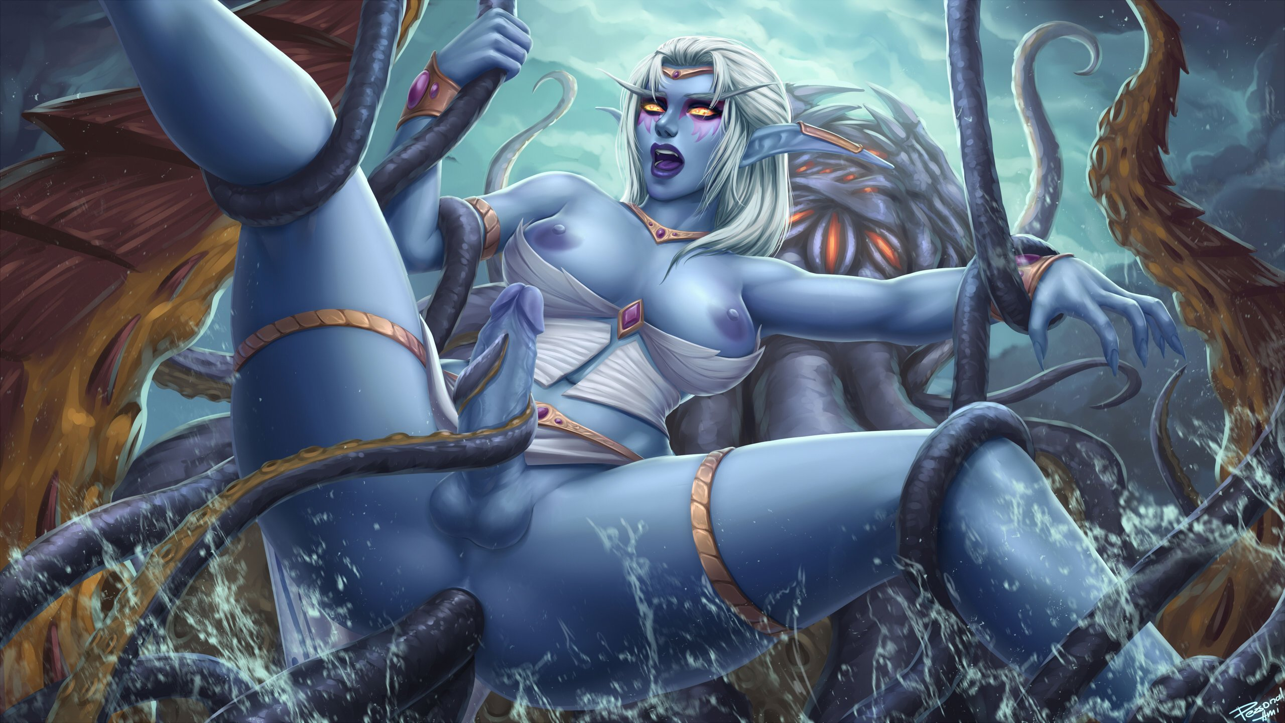 Woeld of warcraft porn hentai streaming