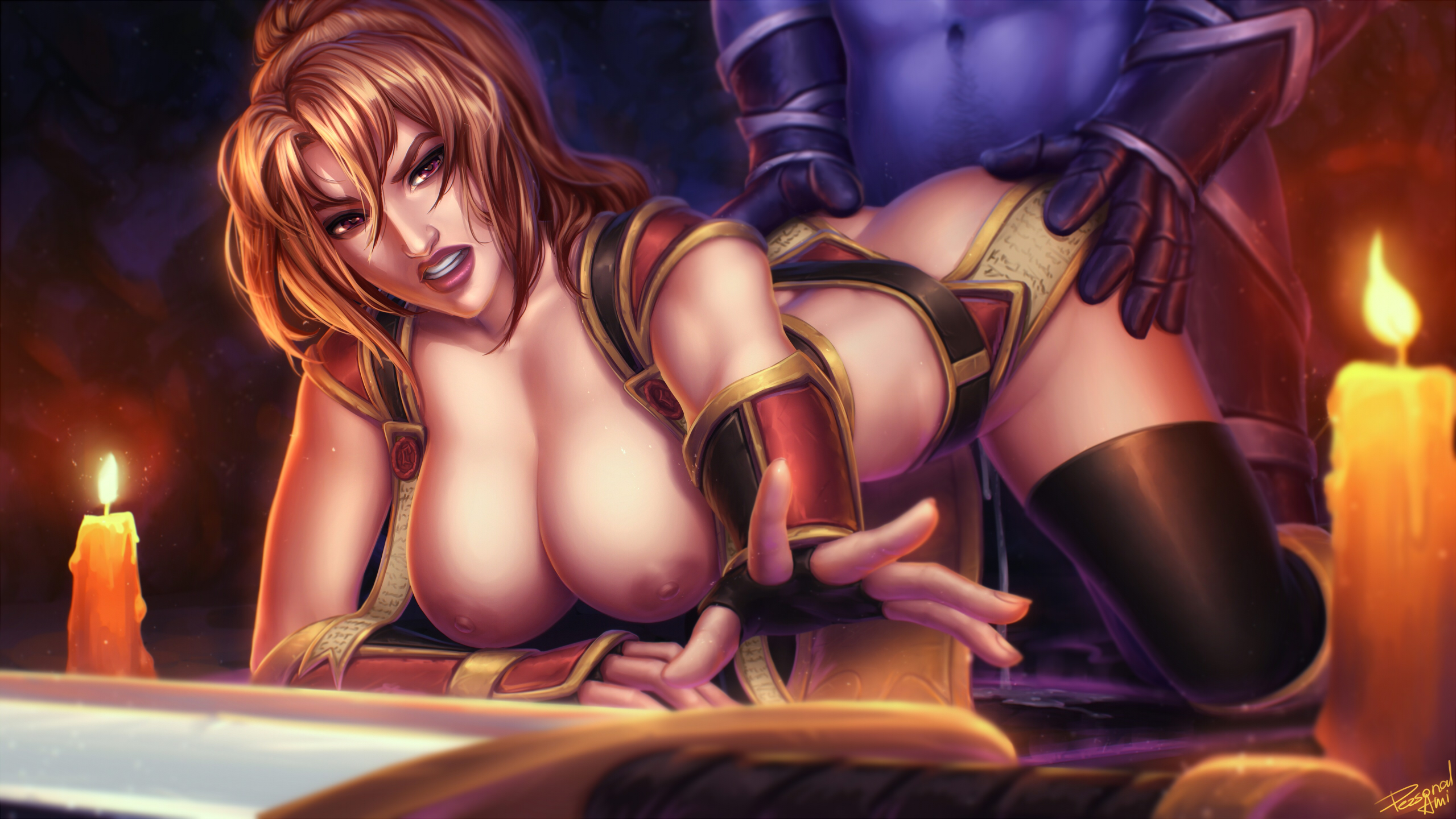 World of Warcraft porn hentei world of  fucked pics