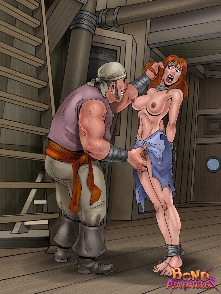 Порно видео пираты и пленницы, порно фото по дате обновления