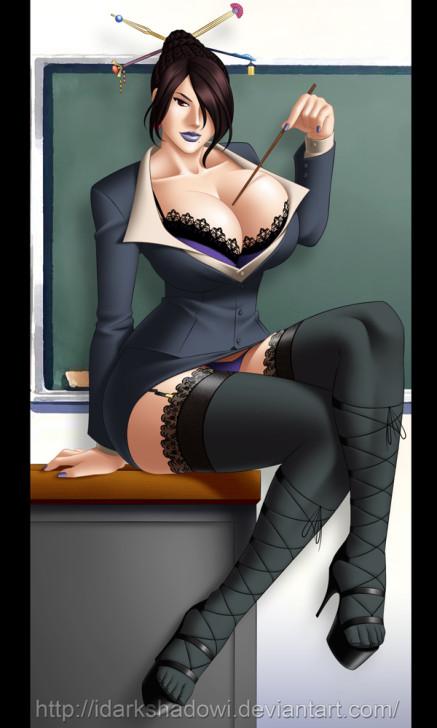 Hentai Sin Censura Lesbian