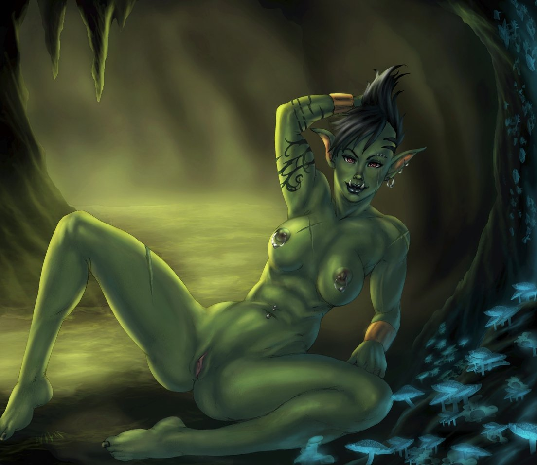 Sexy fantasy pics orc xxx photo