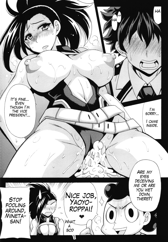 boku no hero hentai comics