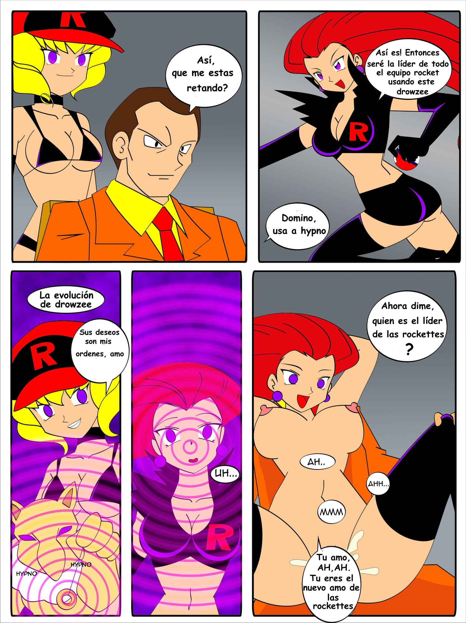 Pokemon Team Rocket Jessie Hentai Free Videos -