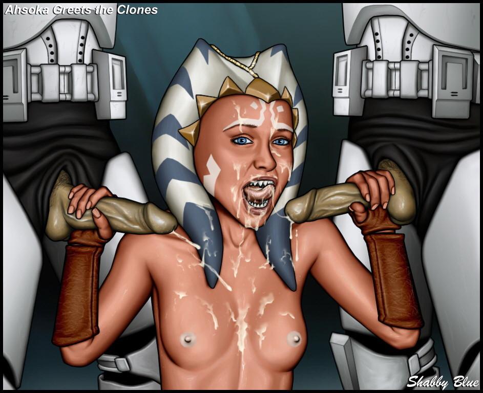 Star wars porn blog