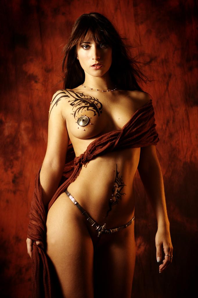 Semi nude fantasy — pic 8