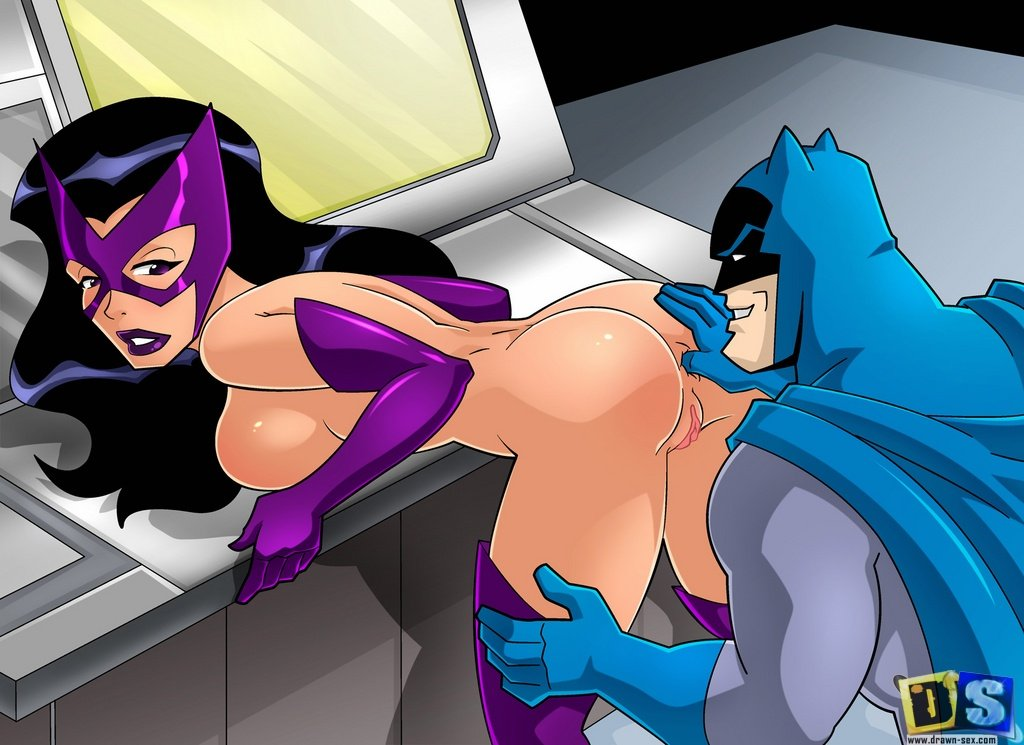 Naked girls in batman brave and the bold — 11