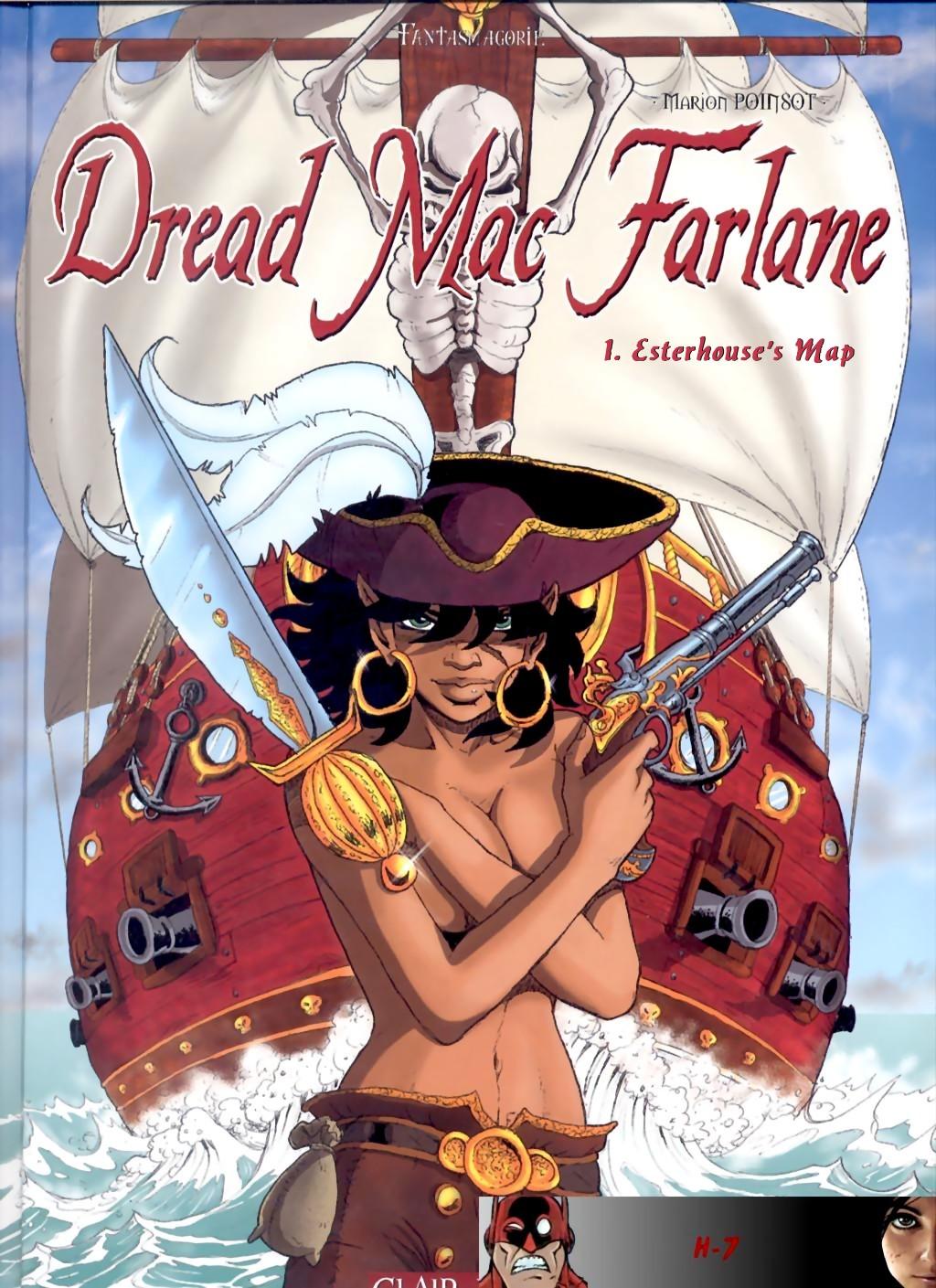 [Marion Poinsot] Dread Mac Farlane #1: Esterhouse's Map (Peter Pan) [English]