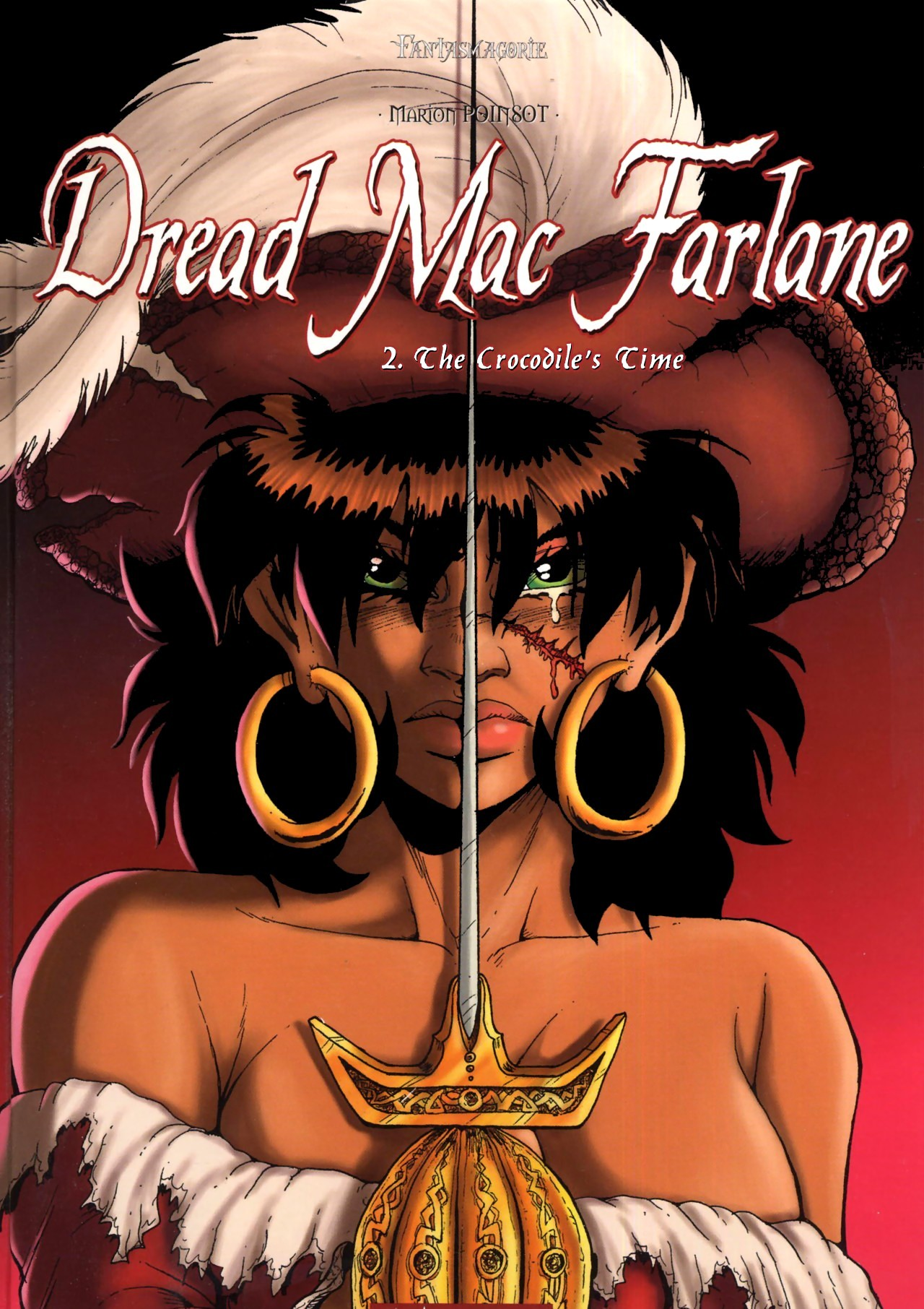 [Marion Poinsot] Dread Mac Farlane #2: The Crocodile's Time (Peter Pan) [English]