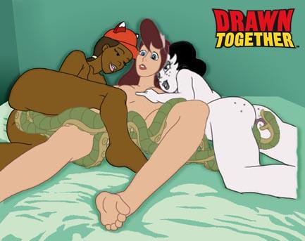 drawn together uncut videos