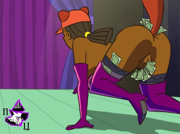 The drawn together movie foxxy naked