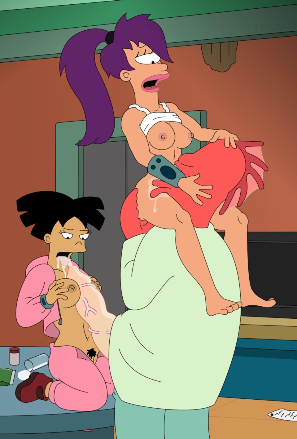 Futurama porn pictures